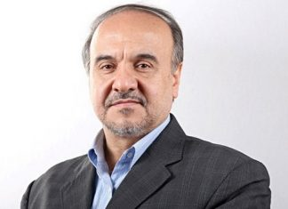 Iran's Vice President and Chairman of Cultural Heritage and Tourism Organization, Masoud Soltanifar