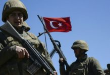 © AFP/File | An attack which killed three soldiers and wounded 14 took place in Turkey's Mardin province, where the army has been conducting a military operation backed by a curfew against the PKK