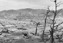 AFP/File / - Hiroshima and Nagasaki were the only two cities to suffer an atomic bombing, by US planes in August 1945
