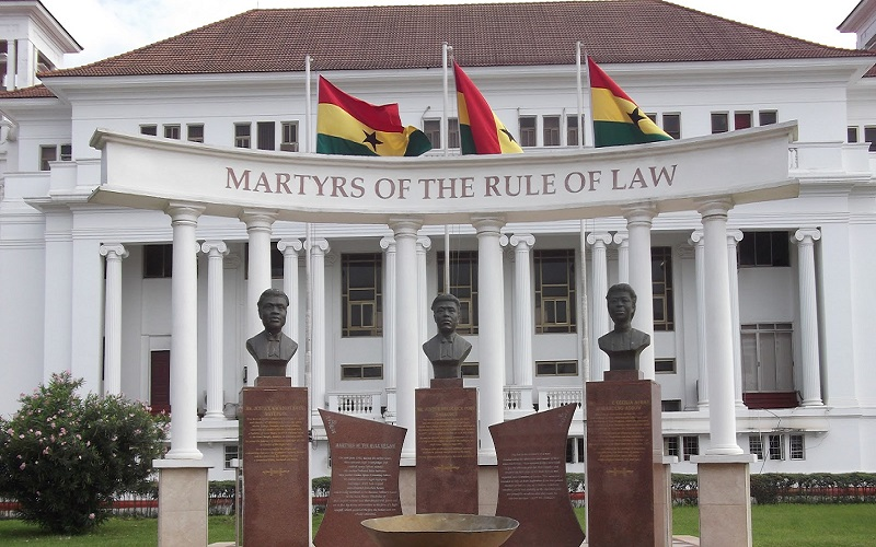 Image result for supreme court of ghana