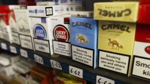 tobacco packaging