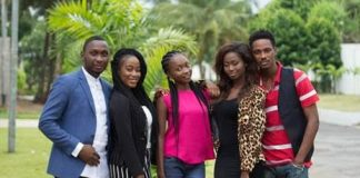 top 5 finalists of Airtel TRACE Music Star competition