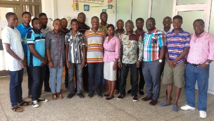 Ghana Chapter organizes Cryptography Training