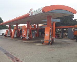 GOIL and Engen Ghana filling stations