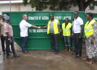 ABL and Agbogbloshie promote clean environment
