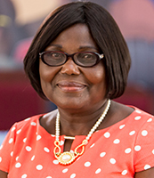 Dr. Mary Opare