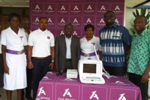First Atlantic Bank Donation