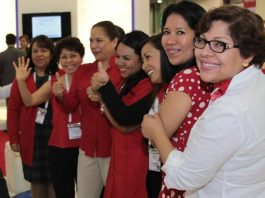 Go Red at WCC2016