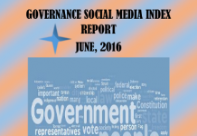 Governance Social Media Index Report 2016