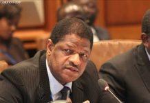ECOWAS President Marcel De Souza