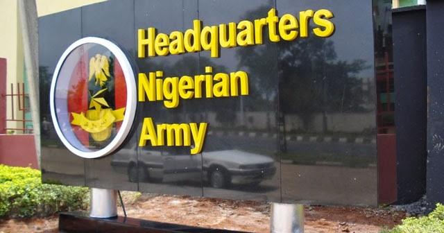 Nigerian Army Headquatres