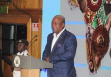 PRESIDENT MAHAMA AT MODEX 2016 CONFERENCE CENTRE CREDIT GNA PHOTOS DANIEL LANQUAYE (4)