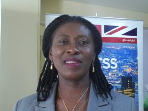 Magdalene Apenteng, Director of the Public Investment Division of the Ministry of Finance