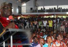 Tolerance key to peaceful Elections-Rt Rev Ofori