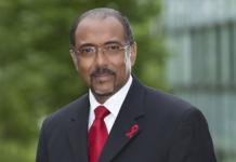 Michel Sidibé-UNAIDS Executive Director