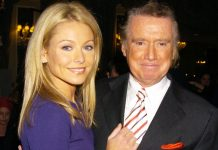 Regis and Kelly in 2004. (Photo Credit: Getty Images)