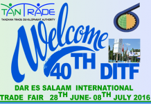 40th Dar es Salaam International Trade Fair