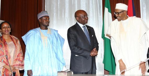 AU and Buhari