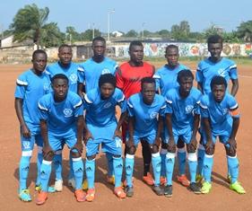 Emmanuel FC line-up