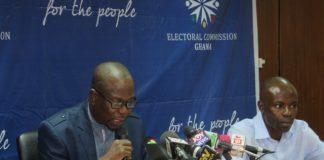 Mr Eric Kofi Dzakpasu,
