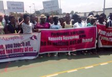 women group (Kennedy Agyapong)