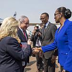 Kagame and Netanyahu