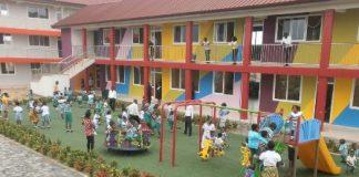 Golden Pride International School