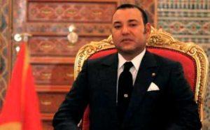 King Mohammed VI