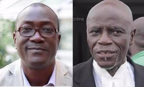 Kwasi Prempeh and Akoto Ampaw