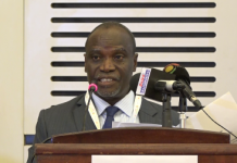 Moses Asaga, CEO of the National Petroleum Authority