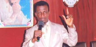 Prophet Samuel Osaako Attah