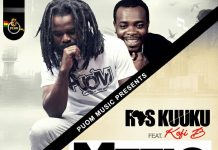 Ras Kuuku's cover for MafeWo