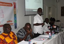 ISODEC holds a day's forum for various political parties in Accra