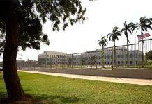 US Embassy Accra