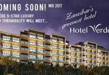 Zanzibar's greenest hotel