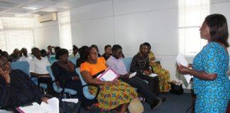 Madam Susan Sabaa ,Executive Director CRRECENT addressing the forum.