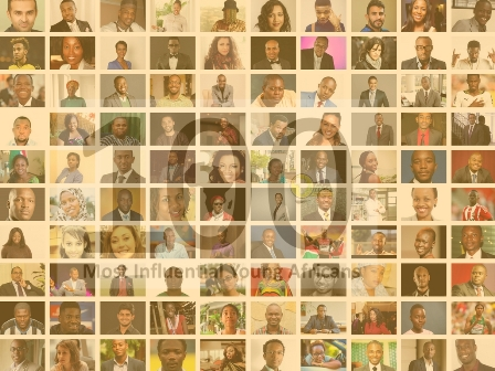 100 Most Influential Young Africans...