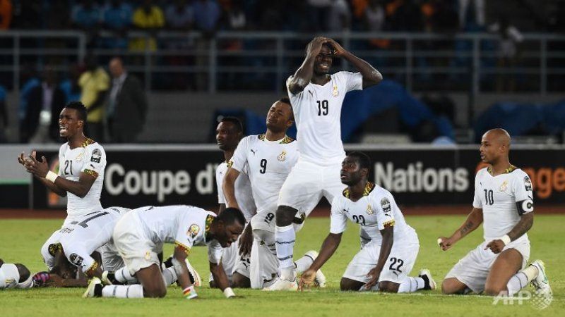 Ghana overtakes Ivory Coast to be Africa's second best in FIFA rankings