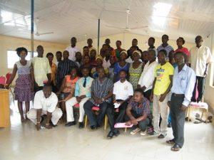 Building Workshop on child marriage