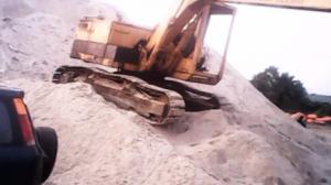 sand dredging