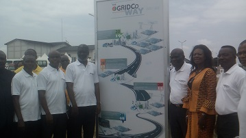 Management and Board Members of GRIDCo