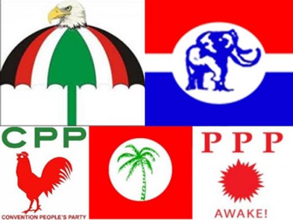 Ghana's political parties