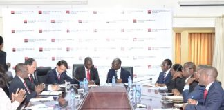 Societe Generale and Ghana