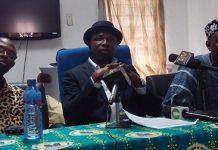 President of the National Association of Graduate Teachers (NAGRAT) Mr Christian Addae-Poku