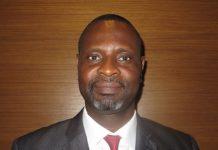 Mr James Asare-Adjei, AGI President
