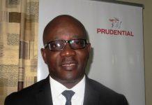 Mr Emmanuel Motobi Aryee, CEO of Prudential Life Insurance