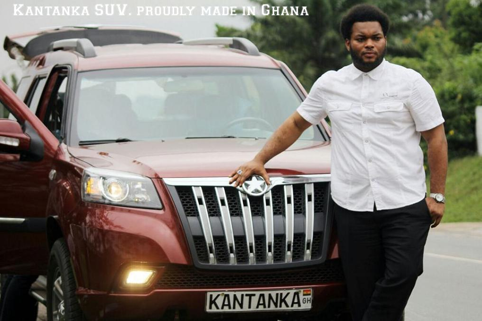 Katanka cars questioned. Made in Ghana or China? - NKojoMensah