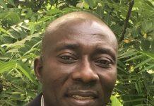 Kwasi Portrait