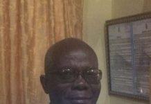 Rev. Philip Laryea