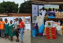 Rotary Club of Accra Donation